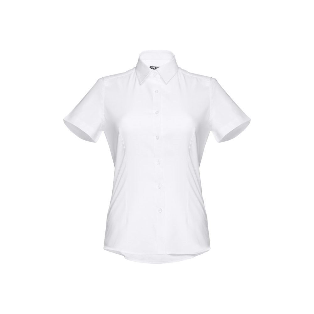 THC LONDON WOMEN WH. Dámská oxfordská košile - Bílá / S
