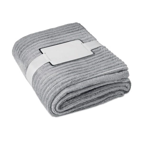 Flanelová deka Arosa - grey