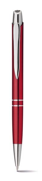 MARIETA METALLIC. Στυλό διάρκειας - Κόκκινο