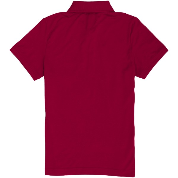 Crandall short sleeve women's polo - Red / S
