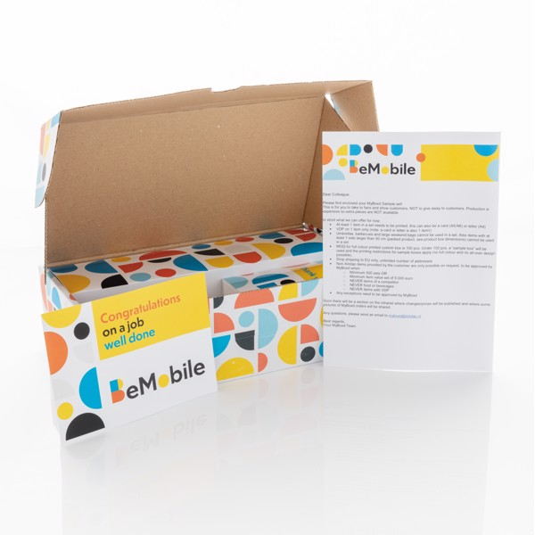 Create your own Gift set - Sample set 'Be Mobile'