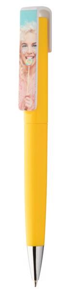 Kuličkové Pero Cockatoo - Žlutá