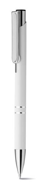 Beta Doming. Ball pen - White