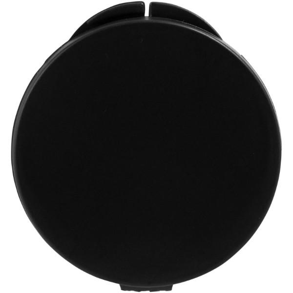 Nabíjecí kabel Versa 3-v-1 v pouzdru - Černá