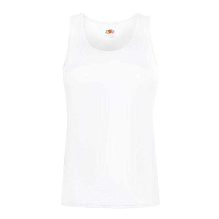 Dámská funkční vesta Lady-Fit Vest 61-418-0 - White / XS