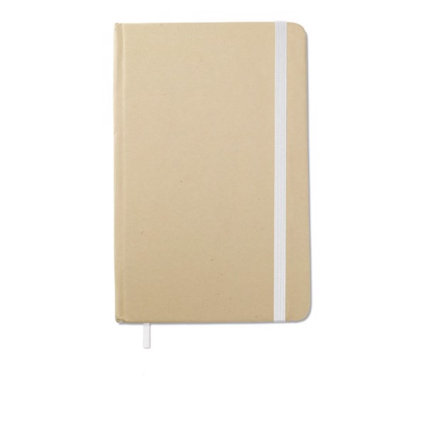 Recycled material notebook Evernote - White