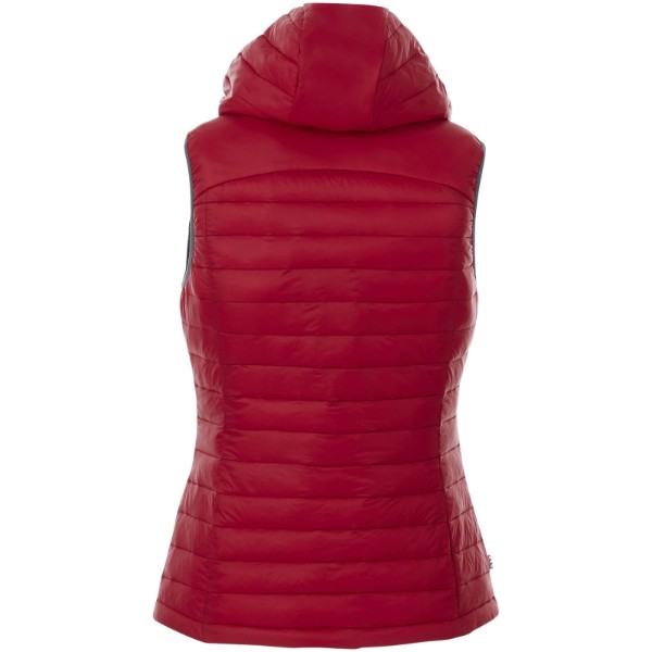 Junction women's insulated bodywarmer - Red / M