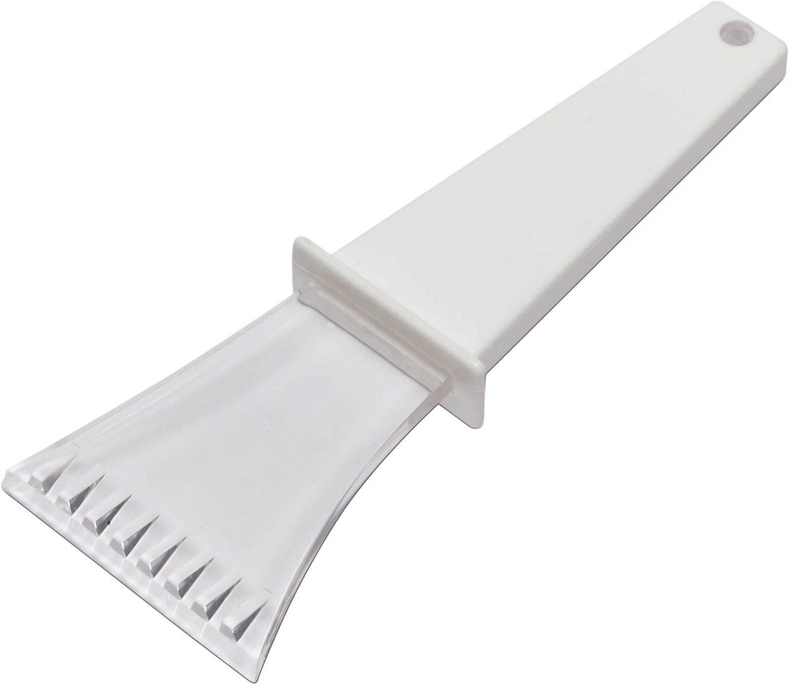 PP Ice scraper - White