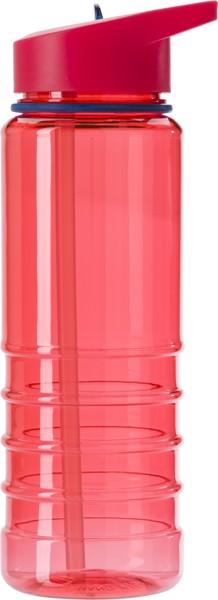 Tritan bottle - Red