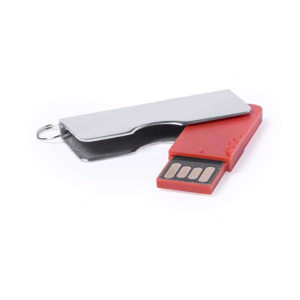 Memoria USB Sokian 8GB - Blanco