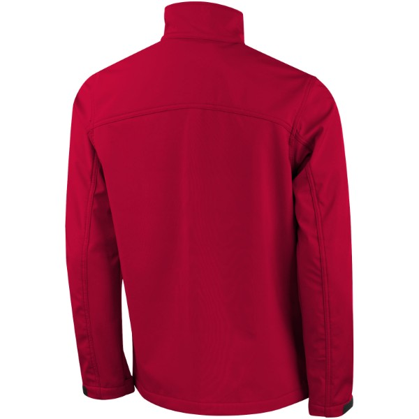 Maxson softshell jacket - Red / M