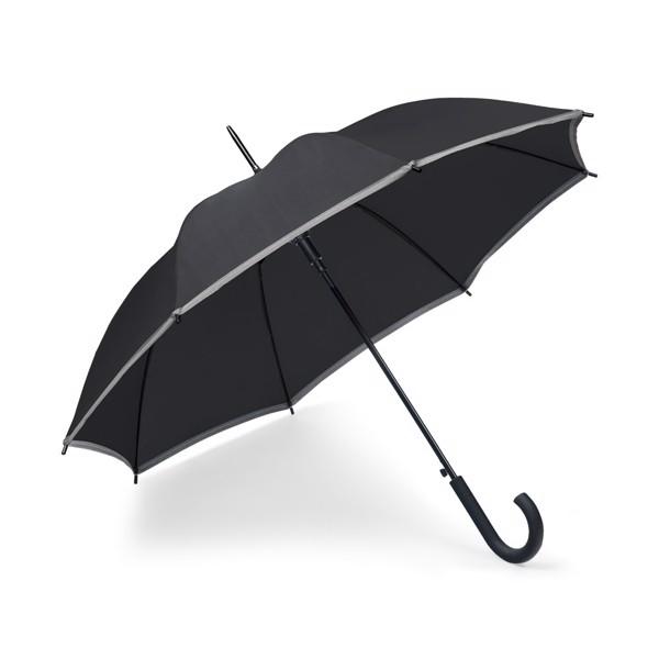 MEGAN. Ομπρέλα - Μαύρο