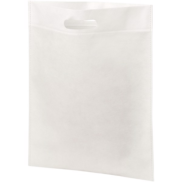 Freedom large convention tote bag - White