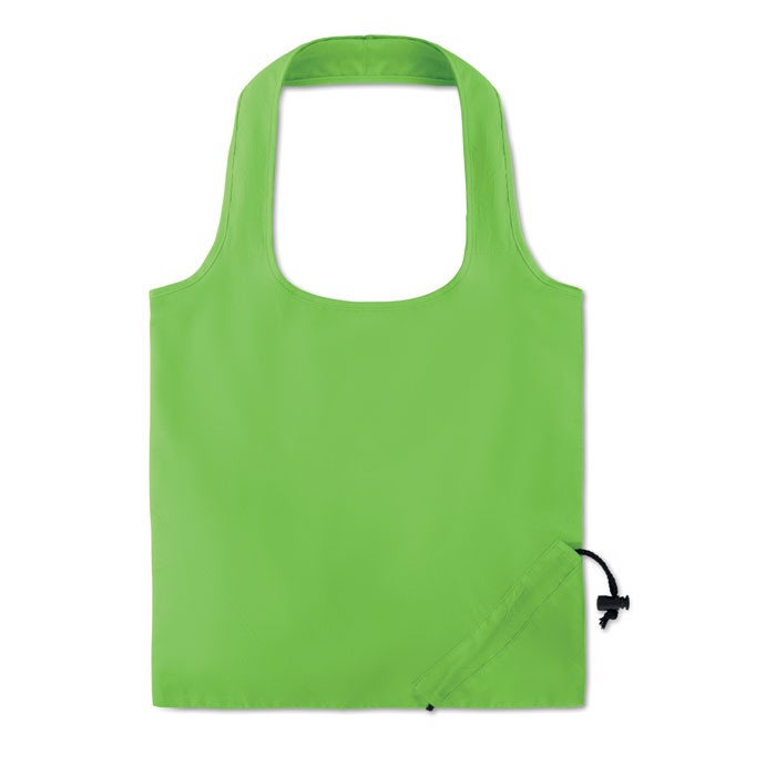 Foldable cotton bag Fresa Soft - Lime