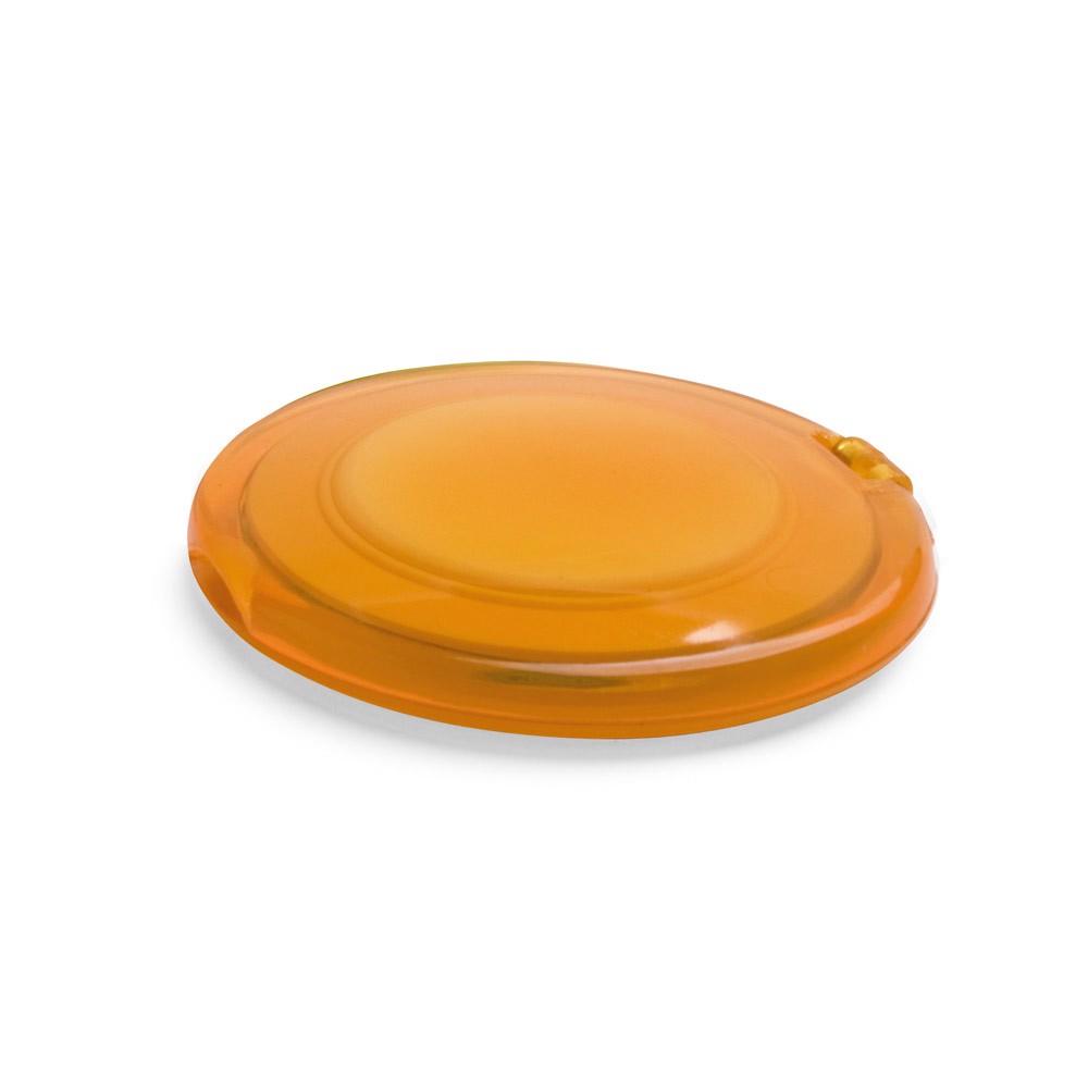 AMELIA. Dvojité kosmetické zrcátko - Oranžová