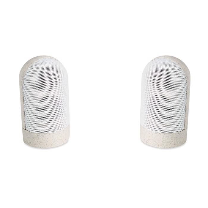 Komplet dveh magnetnih Bluetooth zvočnikov Soul