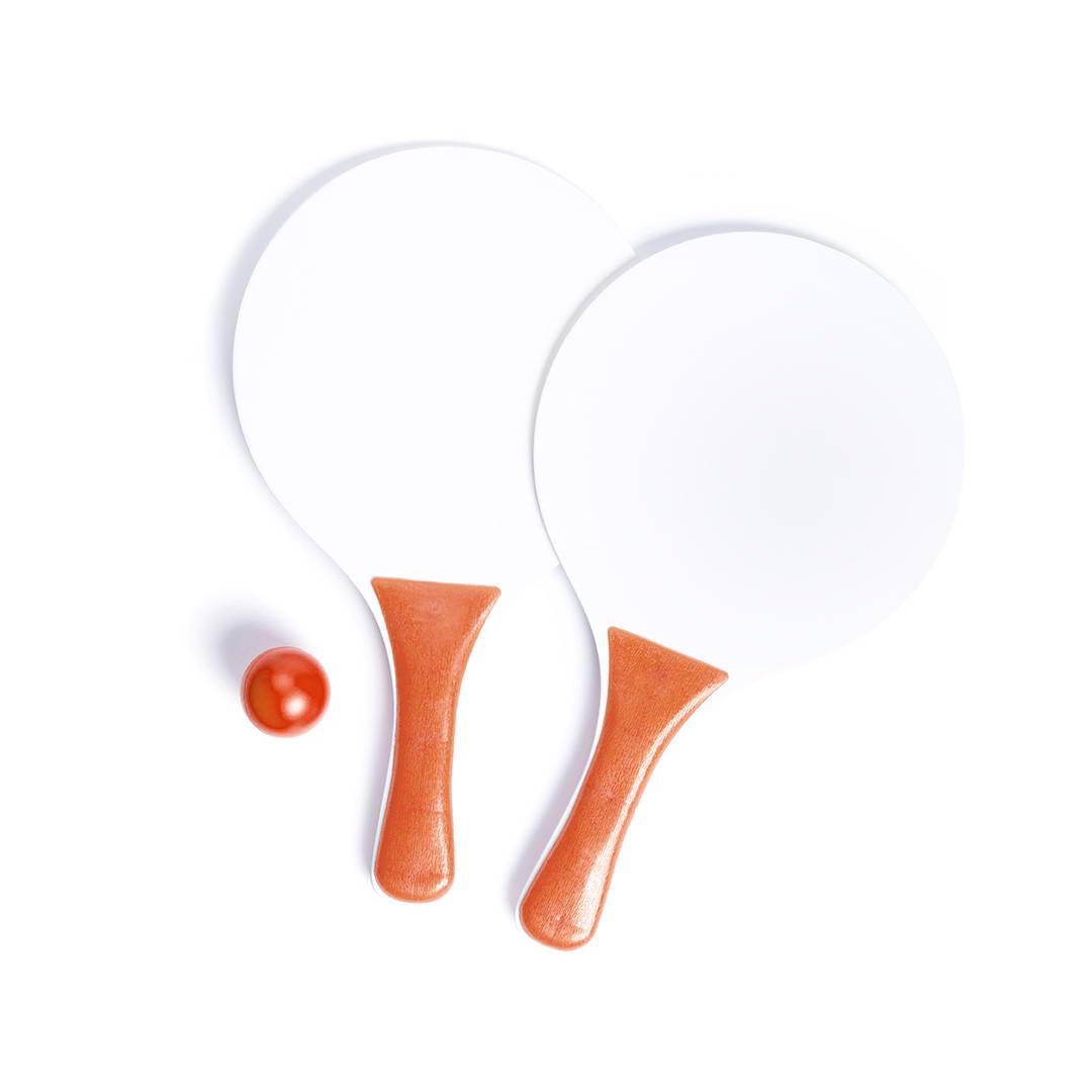 Raquetes Praia Cupsol - Orange
