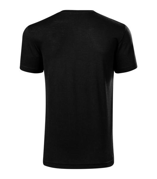 Tričko pánské Malfinipremium Merino Rise - Černá / 3XL