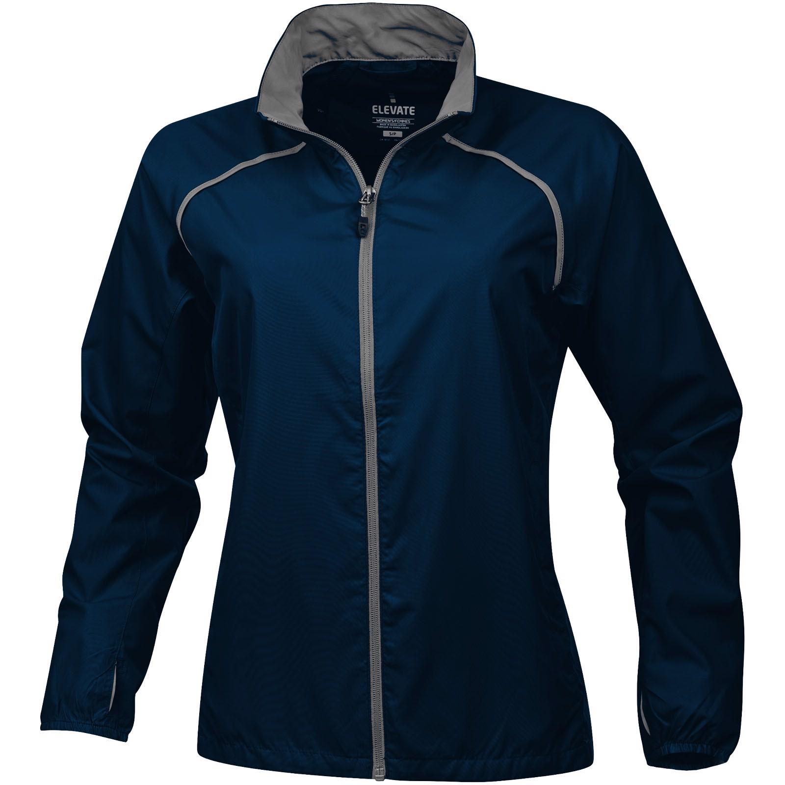 Egmont packable ladies jacket - Navy / XS