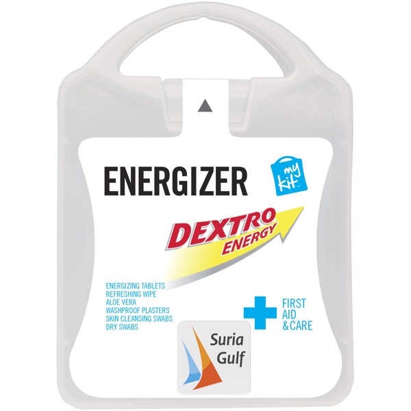 MyKit Energiser Set - White
