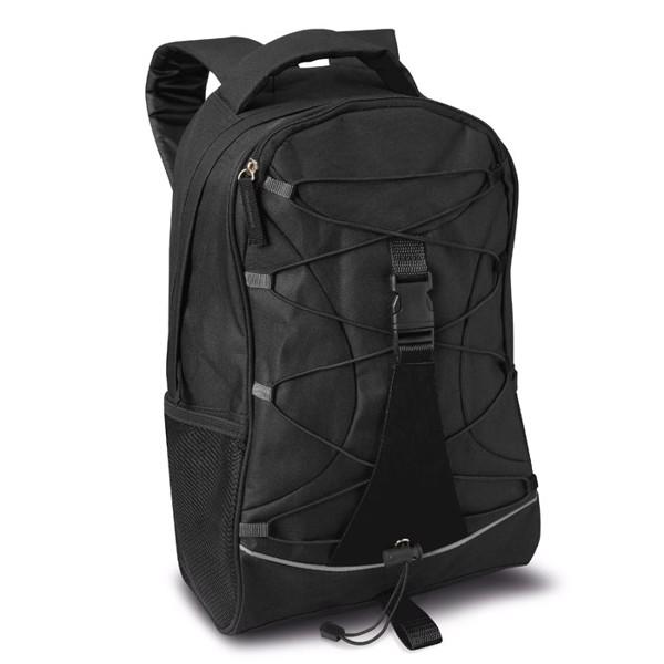 Adventure backpack Monte Lema - Black