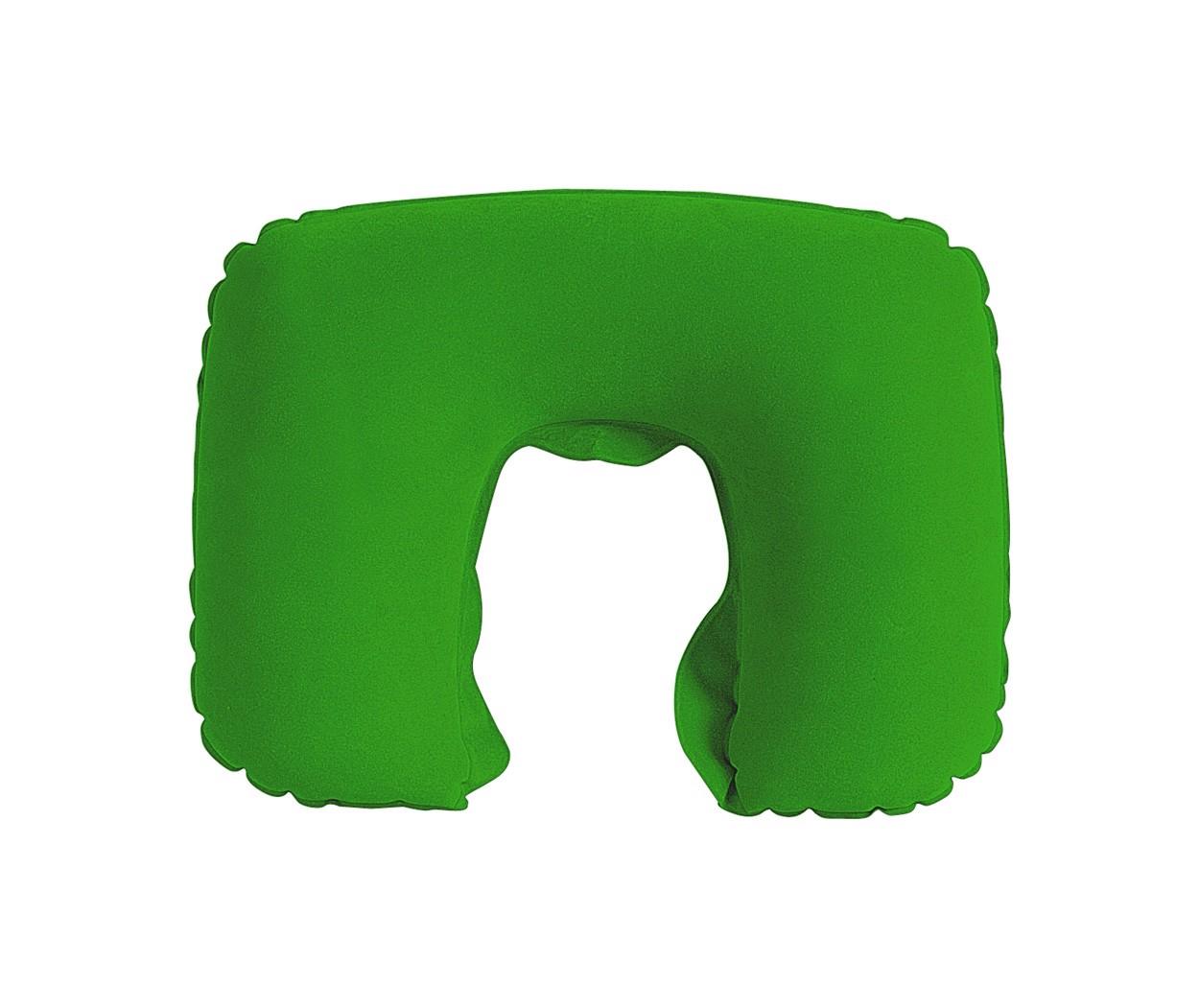 Polštářek Traveller - Zelená