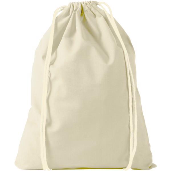 Bavlněný kvalitní batůžek Oregon - Přírodní