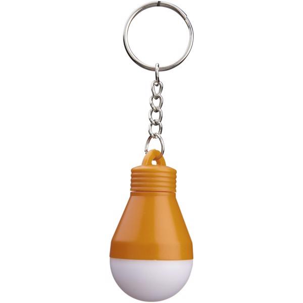 Aquila LED světlo na klíče - 0ranžová / Bílá
