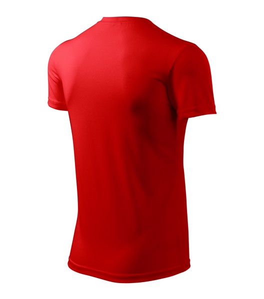 T-shirt Gents Malfini Fantasy - Red / 2XL