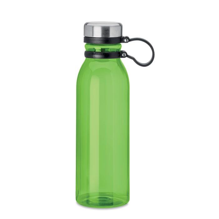 Botella de RPET 780 ml. Iceland Rpet - verde lima transparente