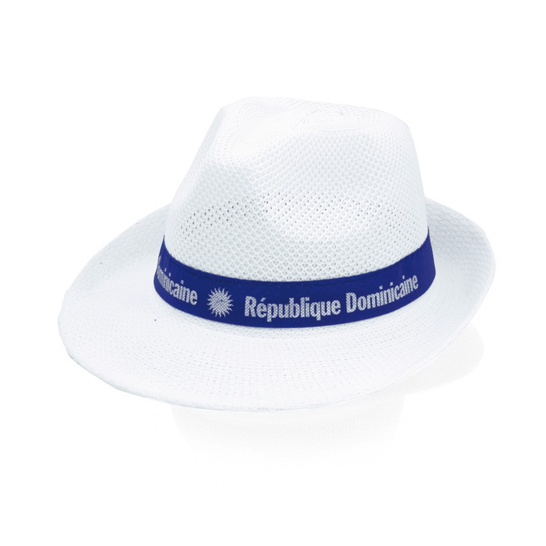 Hat Timbu - White