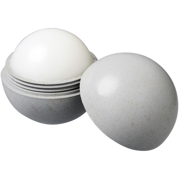 Barak wheat straw lip balm - Grey