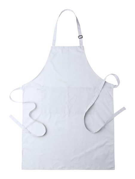 Kuchařská Zástěra Konner - Bílá