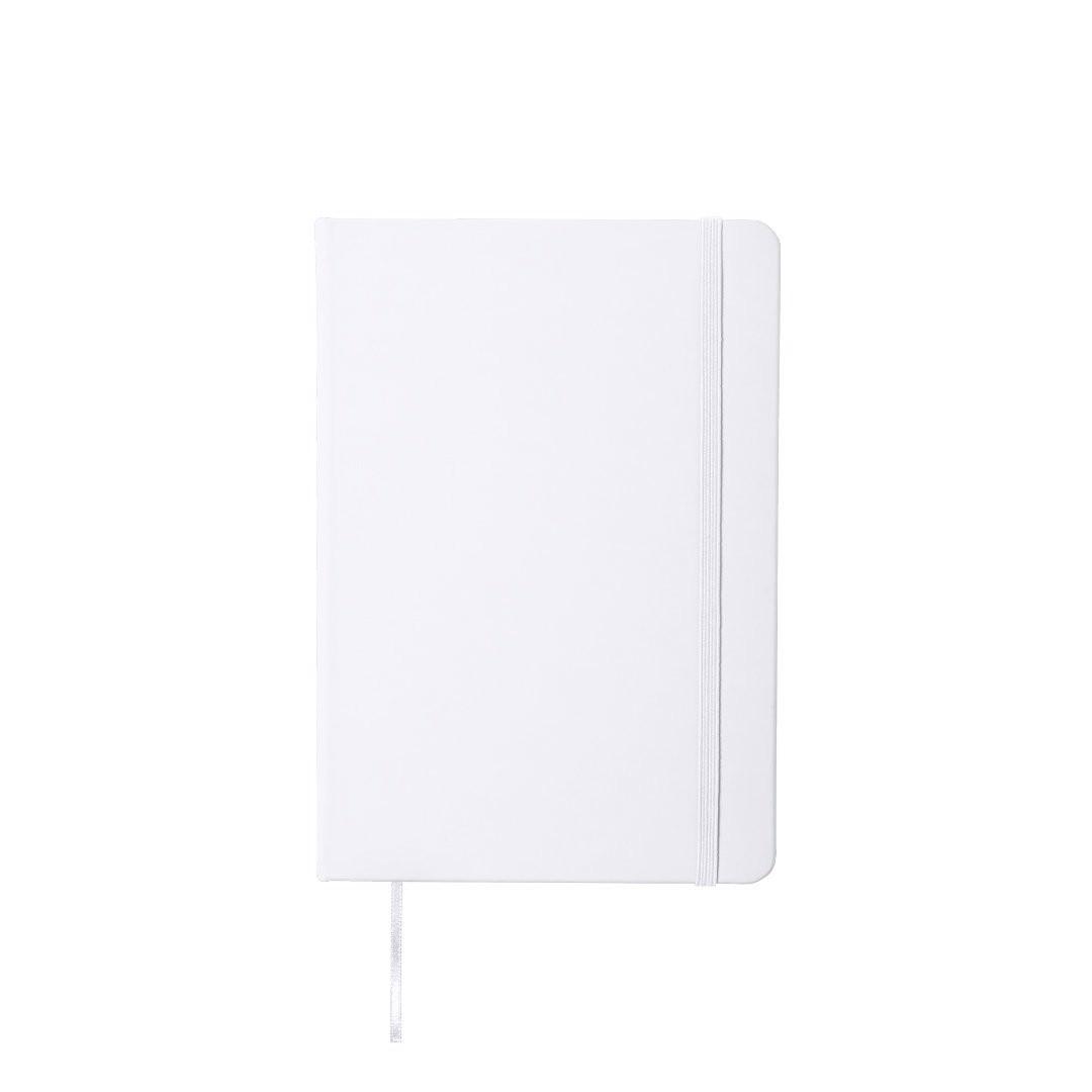 Antibacterial Notepad Kioto - White