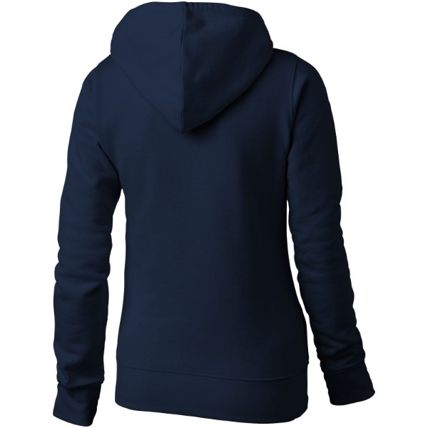 Alley hooded ladies sweater - Navy / S
