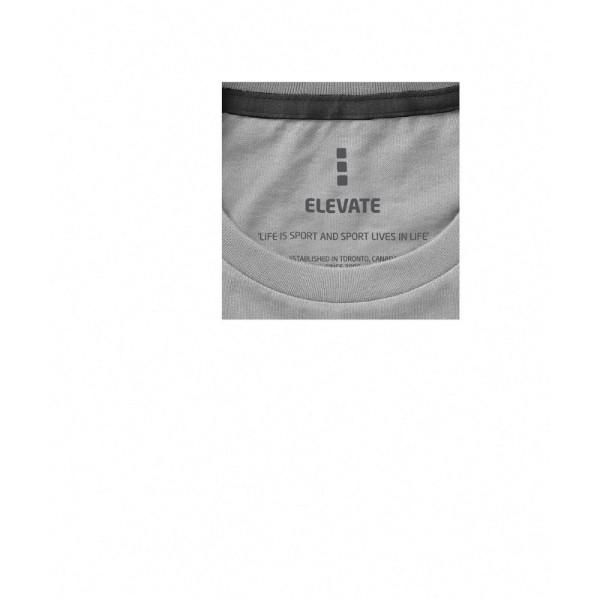 Nanaimo – T-Shirt für Damen - Grau Meliert / XL