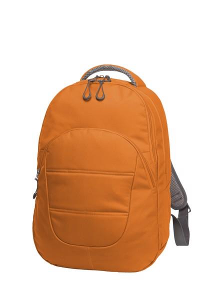 Notebook-Rucksack Campus - Orange