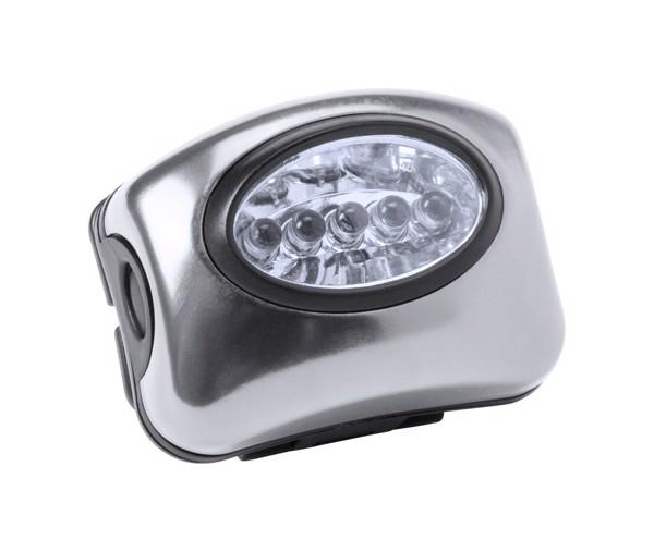 Lanternă Frontală Lokys - Argintiu