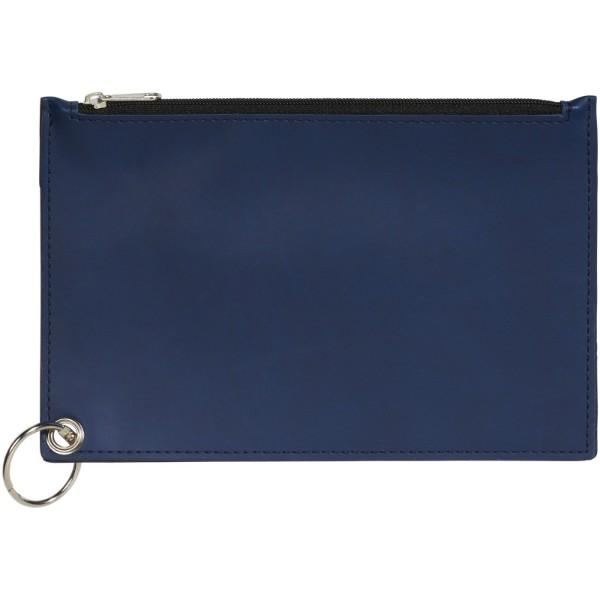 Inca keyring clutch - Blue