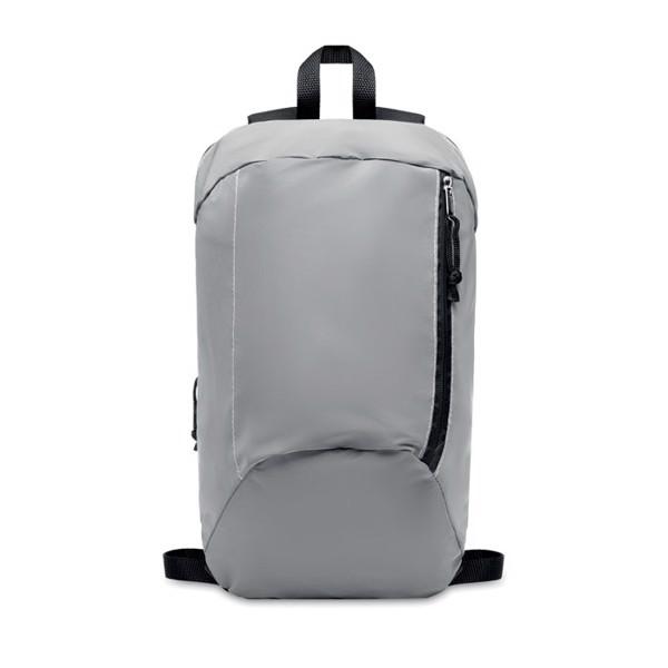 High reflective backpack 600D Visiback