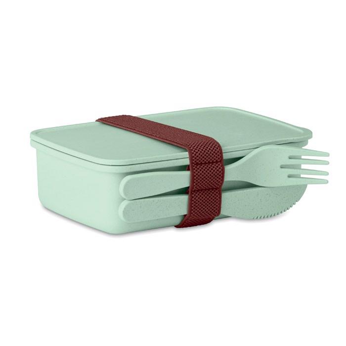 Pudełko na lunch Astoriabox - zielony