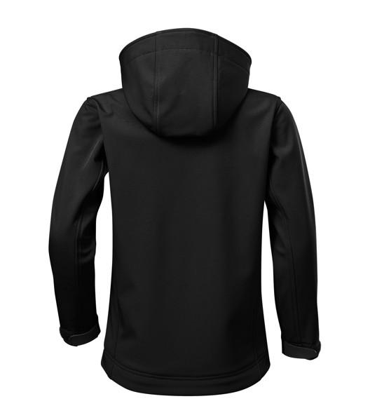 Softshellová bunda dětská Malfini Performance - Černá / 158 cm/12 let