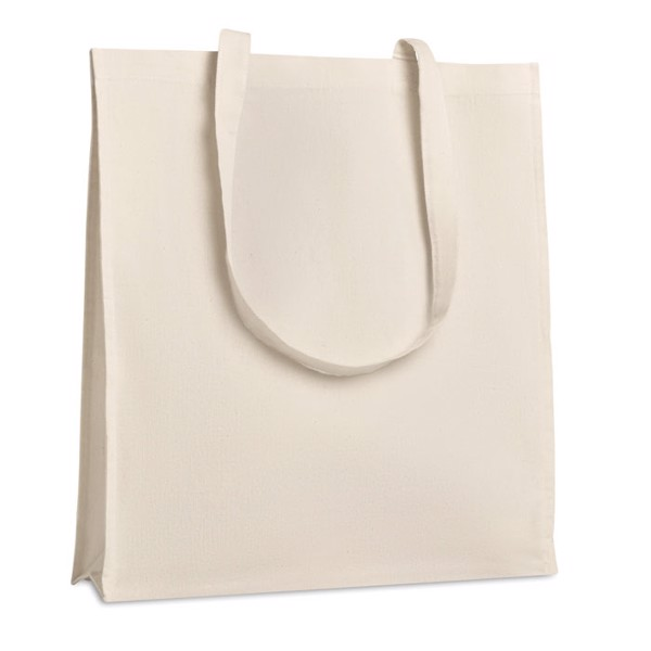 Shopping bag with gusset Trollhattan