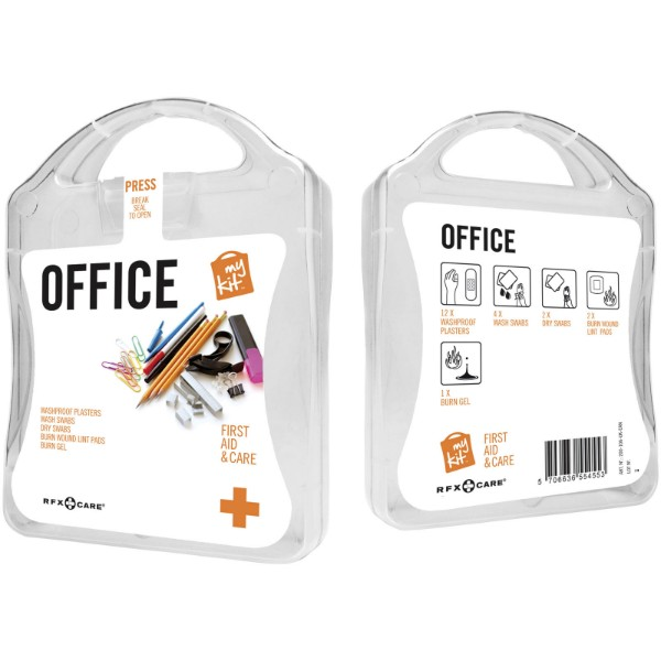 MyKit Office First Aid Kit - White