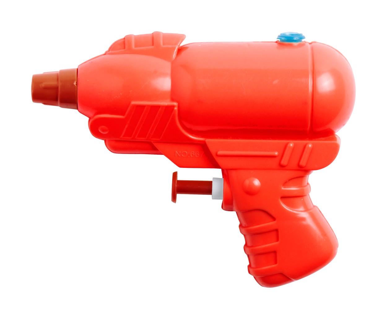 Pistol Cu Apă Daira - Roșu
