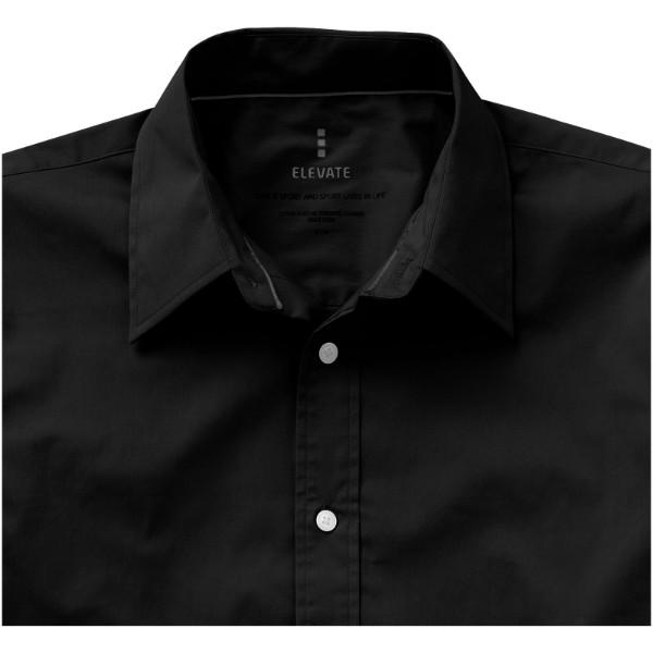 Košile Hamilton - Černá / XXL