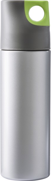 Stainless steel double walled flask - Orange