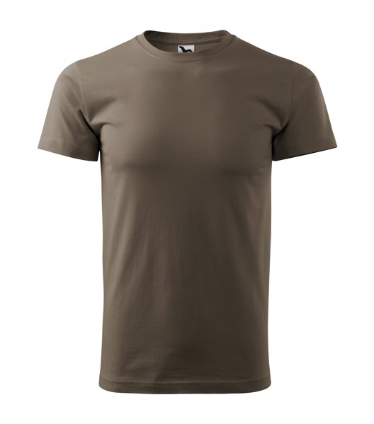 Tričko pánské Malfini Basic - Army / M