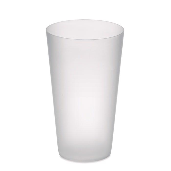 Kozarec iz PP plastike Festa Cup 550 ml