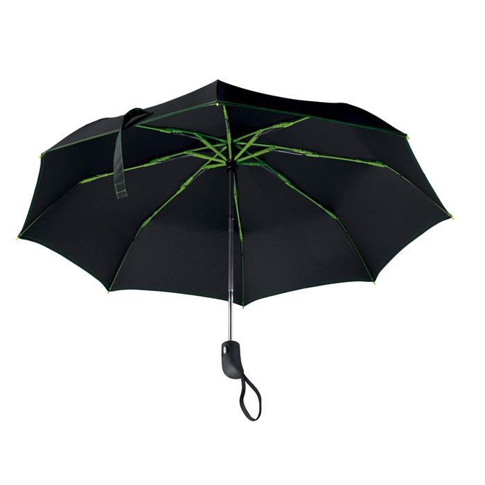 """Skládací deštník, 21"""" Skye Foldable - lime"""